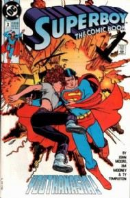 Superboy (2nd Series) 1990 - 1992 #3