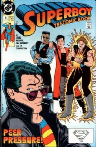Superboy (2nd Series) 1990 - 1992 #5