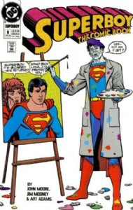 Superboy (2nd Series) 1990 - 1992 #8
