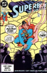 Superboy (2nd Series) 1990 - 1992 #9
