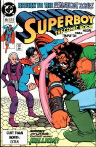 Superboy (2nd Series) 1990 - 1992 #10