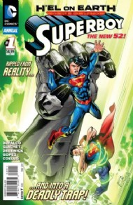 Superboy (5th Series) Annual 2013 #1