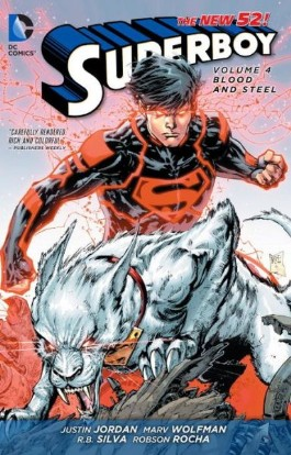 Superboy (5th Series): Blood and Steel #4
