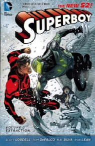 Superboy (5th Series): Extraction 2013 #2