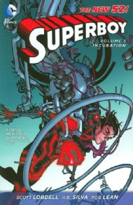 Superboy (5th Series): Incubation 2012 #1