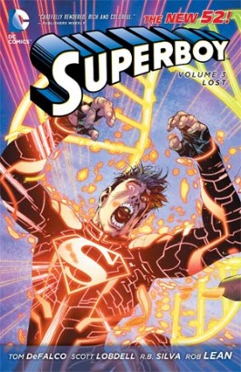 Superboy (5th Series): Lost #3