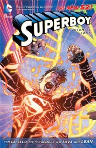 Superboy (5th Series): Lost 2014 #3