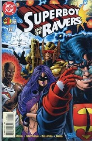 Superboy & the Ravers 1996 - 1998 #1