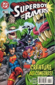 Superboy & the Ravers 1996 - 1998 #4