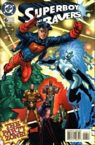 Superboy & the Ravers 1996 - 1998 #6