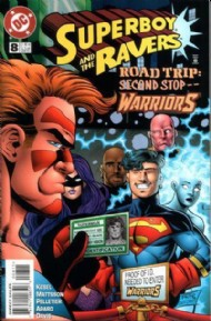 Superboy & the Ravers 1996 - 1998 #8
