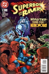 Superboy & the Ravers 1996 - 1998 #9