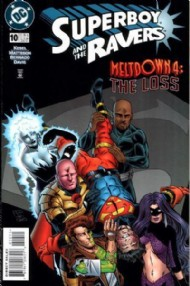 Superboy & the Ravers 1996 - 1998 #10