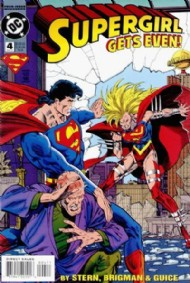 Supergirl (3rd Series) 1994 #4