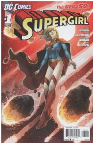 Supergirl (6th Series) 2011 - 2015 #1