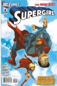 Supergirl (6th Series) 2011 - 2015 #2