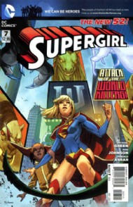 Supergirl (6th Series) 2011 - 2015 #7