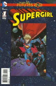 Supergirl (6th Series): Futures End 2014 #1