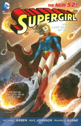Supergirl (6th Series): Last Daughter of Krypton #1
