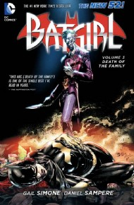 Batgirl (3rd Series): Death of the Family 2013 #3