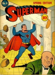 Superman (1st Series) 1939 - 2011 #4