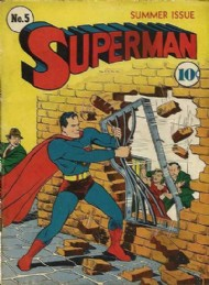 Superman (1st Series) 1939 - 2011 #5