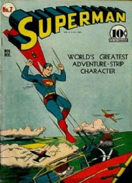 Superman (1st Series) 1939 - 2011 #7