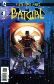 Batgirl (3rd Series): Futures End 2014 #1