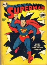 Superman (1st Series) 1939 - 2011 #9