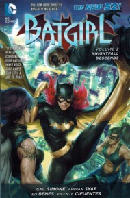 Batgirl (3rd Series): Knightfall Descends 2013 #2