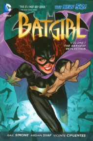 Batgirl (3rd Series): the Darkest Reflection 2012 #0