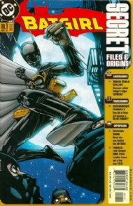 Batgirl Secret Files and Origins 2002 #1