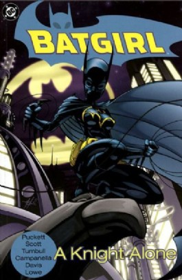 Batgirl: a Knight Alone