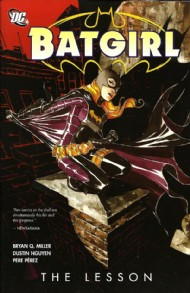 Batgirl: the Lesson 2012