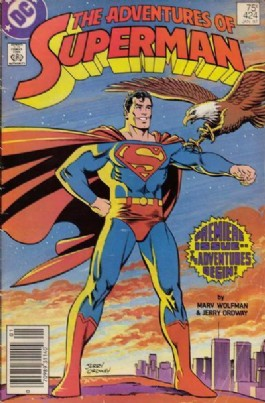 Adventures of Superman (Volume 1) #424