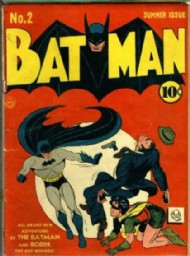 Batman (1st Series) 1940 - 2011 #2