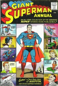 Superman (1st Series) Annual 1960 #1