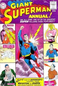 Superman (1st Series) Annual 1960 #2