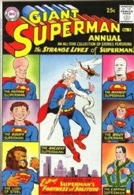 Superman (1st Series) Annual 1960 #3