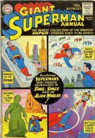 Superman (1st Series) Annual 1960 #4