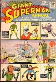 Superman (1st Series) Annual 1960 #5