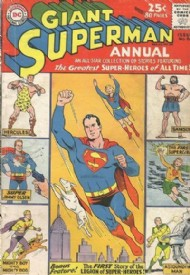 Superman (1st Series) Annual 1960 #6