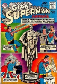 Superman (1st Series) Annual 1960 #7