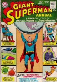Superman (1st Series) Annual 1960 #8