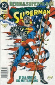 Superman (2nd Series) 1987 - 2006 #79