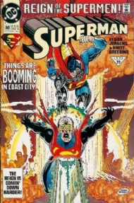 Superman (2nd Series) 1987 - 2006 #80