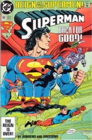 Superman (2nd Series) 1987 - 2006 #82