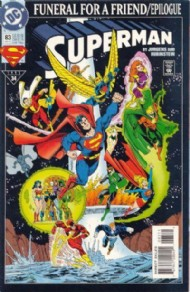 Superman (2nd Series) 1987 - 2006 #83