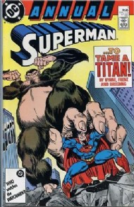 Superman (2nd Series) Annual 1987 #1