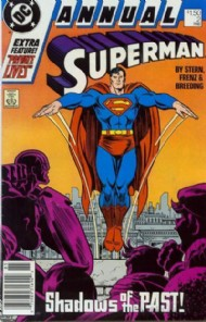 Superman (2nd Series) Annual 1987 #2